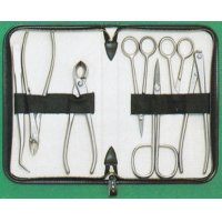 Bonsai tool 7-pieces set for Small bonsai (MASAKUNI)