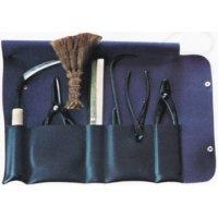 Bonsai tool 8-pieces set for Satsuki and Azalea (MASAKUNI)