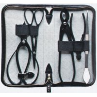 Bonsai tool 5-pieces set / Specially made (MASAKUNI)