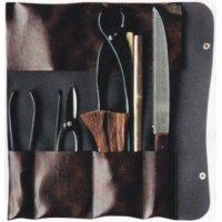 Bonsai tool 7-pieces set for Satsuki and Azalea (MASAKUNI)
