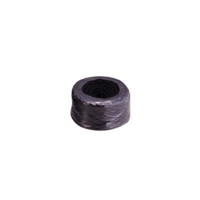 Photo1: Hemp-palm rope (100m) / Black