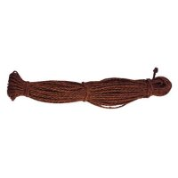 Hemp-palm rope (Twice) / Brown