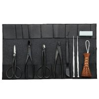 Small bonsai tool 8-pieces set (KIKUWA)