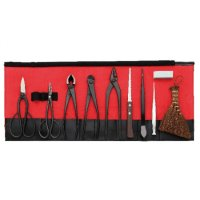 Bonsai tool 10-pieces set (KIKUWA)